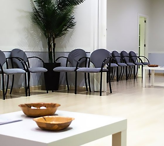 Funeraria Vinue cómodas salas de velatorio